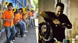 Takabum Street Band e Peppe Costa Yosonu